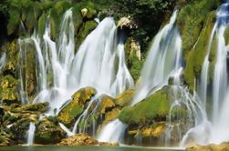 Costa Adriática Naturaleza: Parque Nacional de Sibenik y Krka Día Privado de Split