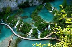Natural Parque Nacional de los Lagos de Plitvice Excursión de un día desde Split