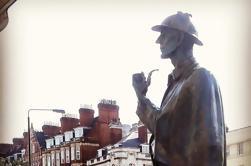 London Marylebone y el Baker Street Walking Tour