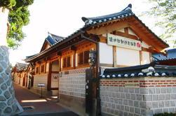 Excursión de medio día por la tarde de Seúl incluyendo cena