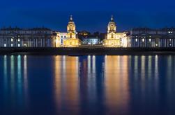 Excursão a pé do Ghoul de Greenwich marítimo real