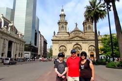 Tour de Bicicleta Privada de Día Completo de Santiago