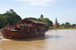 Mekhala River Cruise: Pernoite de Ayutthaya para Bangkok