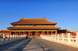 Excursión de un día para pequeños grupos de la Ciudad Prohibida, el Templo del Cielo y el Palacio de Verano