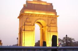 Tour privado de medio día por la ciudad de Delhi