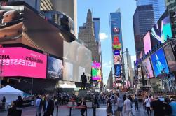 Times Square Tour a pie
