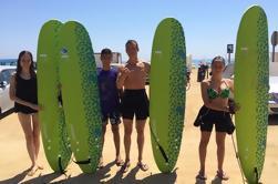 Lecciones de Surf en Cabrera de Mar