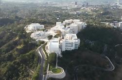 Visite privée en hélicoptère Hollywood et Malibu