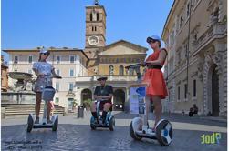 Antigua Roma de Ninebot - Nueva Generación de Segway