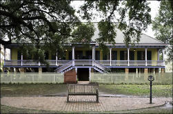 Laura Plantation Tour de Nueva Orleans