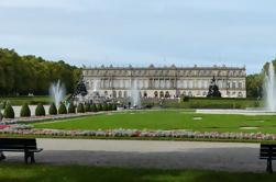 Excursión guiada de grupo pequeño al Palacio y Parque de Herrenchiemsee desde Munich