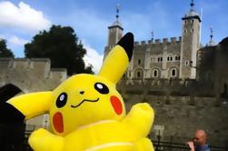Paseo privado a pie: Pokemon Adventure Around Tower of London