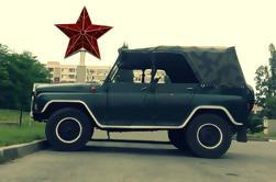 Sofia Comunista Tour en Vintage Russian Vehicles