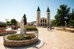 Medjugorje: La Colina de la Virgen María - Tour privado desde Dubrovnik