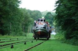 Crucero por el Canal Elblag-Ostroda durante todo el día desde Gdansk