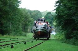Crucero por el Canal Elblag-Ostroda de día completo desde Gdansk 2017