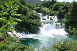 Parque Nacional Krka Cascadas Excursión de un día en grupo pequeño desde Split