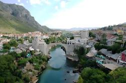 Excursión de un día desde Mostar y Medjugorje desde Split o Trogir
