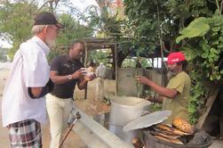 Tour privado de degustación de comida de Jamaica desde Negril