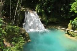 Blue Hole y Secret Falls Visita Privada