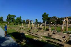 Tour de medio día Tranquilo Attica Campo: El Templo de Artemis en Brauron