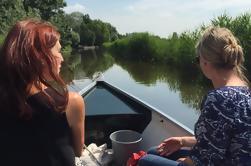 Tour de medio día: campo holandés en un barco desde Amsterdam