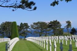 Normandía Excursión de un día desde París a las playas del desembarco del día D