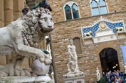 Pequeño Grupo Saltar la Línea Mejor de Florencia Paseo a pie con David y el Duomo