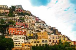 Pequeño grupo Pompeya con Costa Amalfitana y Positano Parada desde Roma