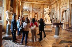 Pequeño grupo Tour de la galería Borghese con Bernini Caravaggio y Raphael
