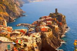 Città-Hopping nelle Cinque Terre Day Trip e Boat Tour da Roma