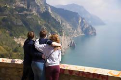 Crucero y Crucero de Limoncello: Excursión de un día a la Costa Amalfitana desde Roma