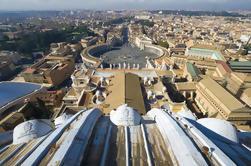 Visita completa de la Basílica de San Pedro con la subida y la cripta de la bóveda