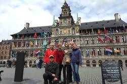 Excursão privada de 3 horas com destaques em Antuérpia