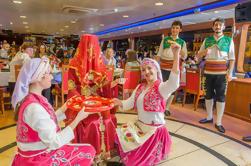 Bosforo Cena e spettacolo Cruise a Istanbul