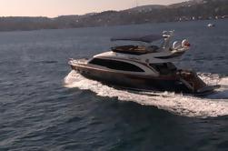 Visiter le Bosphore avec un yacht privé depuis Istanbul