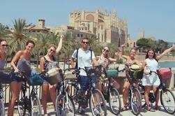 Tour guiado en bicicleta por el casco antiguo de Palma de Mallorca