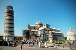 Private Day Tour: Pisa y Lucca desde Florencia