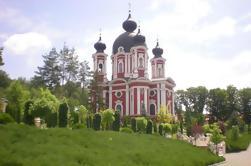 Tour privado de Orheiul Vechi y monasterio de Curchi