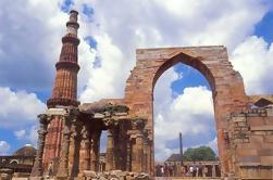 Combo Tour: 2 Delhi Day Tours en Back-to-Back Days