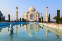 Excursión privada a Agra desde Delhi Incluyendo el Taj Mahal y el Fuerte de Agra