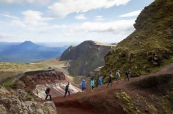 Experiencia de Caminata Volcánica del Mt Tarawera