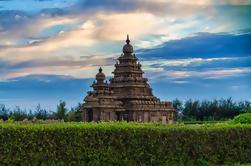 Traslado privado de llegada: Aeropuerto de Chennai (MAA) a Mahabalipuram