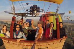 Voos de balão sobre Madrid, Segovia ou Toledo