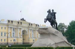 Shore Excursion Two Day Group Tour - All St Petersburg in 20 hours