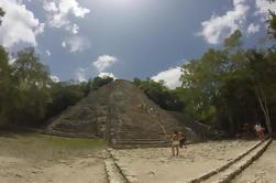 Ruinas de Coba con Cenote y Almuerzo de Tulum