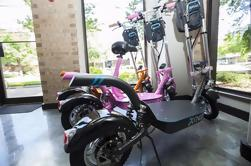 Alquiler de bicicletas eléctricas o Scooter