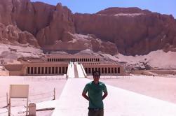 Private Half Day Tour de Cisjordânia para o Vale dos Reis Rainha Templo de Hatshepsut e Colossos de Memnon