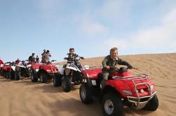 Excursão do dia do deserto de Luxor na bicicleta do quad