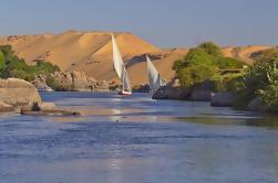 Excursão de um dia a Aswan de Luxor pelo ônibus